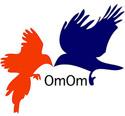 OmOm Network logo